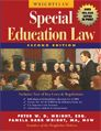 Special Education Law blog