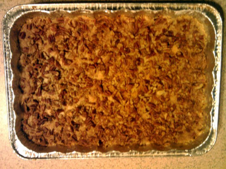 """Pumpkin Crunch Cake! 4.92 stars, 15 reviews. """"Very easy to make and it ..."""