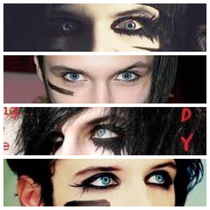 guess who these eyes:
