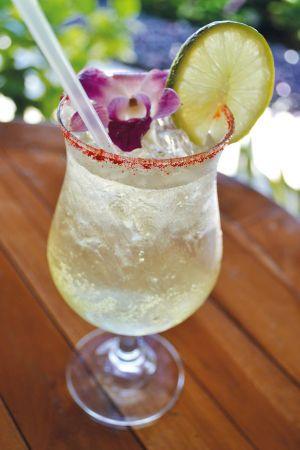 Hukilau's coconut margarita is a winner | yum numms | Pinterest