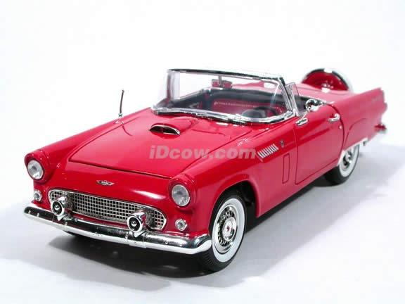 1956 Ford Thunderbird | Model Cars | Pinterest