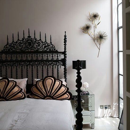 Headboard and pillows cool rooms pinterest for Headboard made pillows
