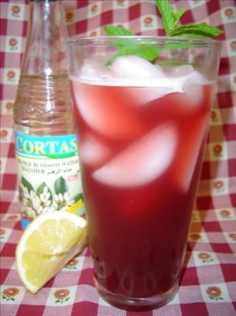 Persian Pomegranate Cooler from Food.com: This is a typical Persian ...