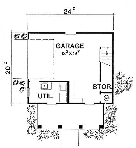 Studio Or Guest Quarters