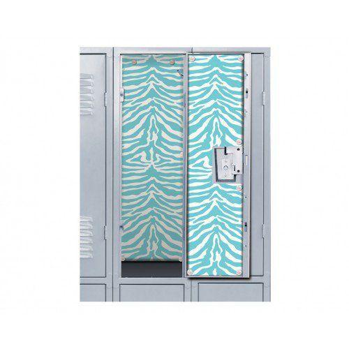 aqua zebra locker wallpaper zebra pinterest