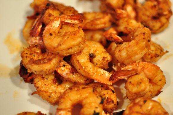 Spicy Grilled Shrimp   Recipes   Pinterest