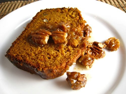 SWEET POTATO BREAD WITH PRALINE SAUCE | Food - Recipes - Sweets | Pin ...