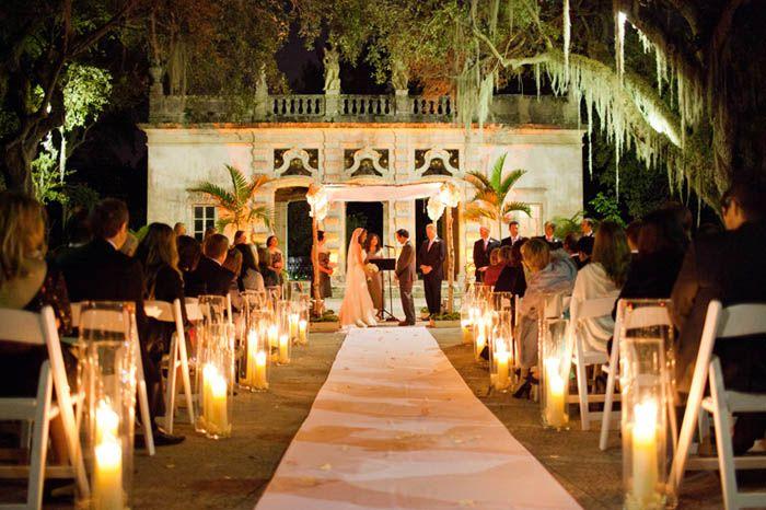 Vizcaya Miami Wedding