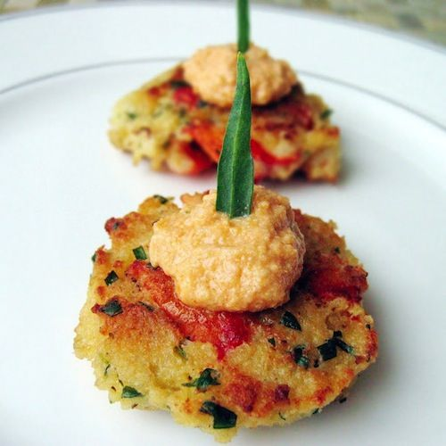 Mini Crab Cakes Recipe for your Summer Picnic -