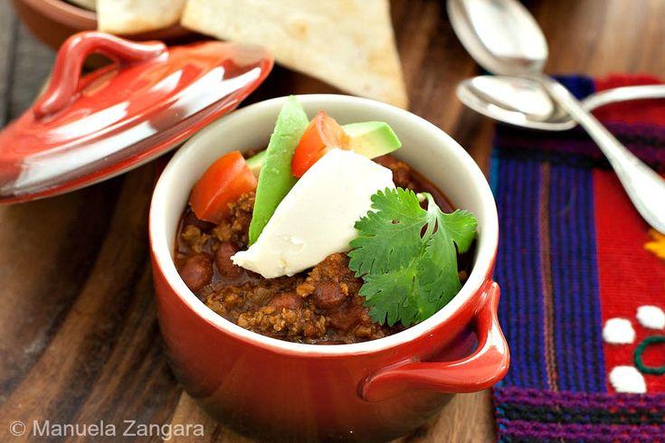 Easy Chili con Carne | Soup, Stew & Chili Recipes | Pinterest
