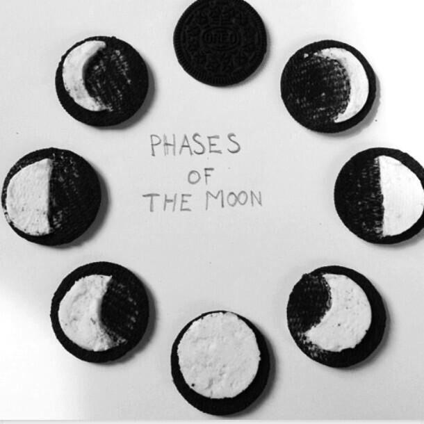 Phases of the moon | j u s t p i c t u r e s | Pinterest