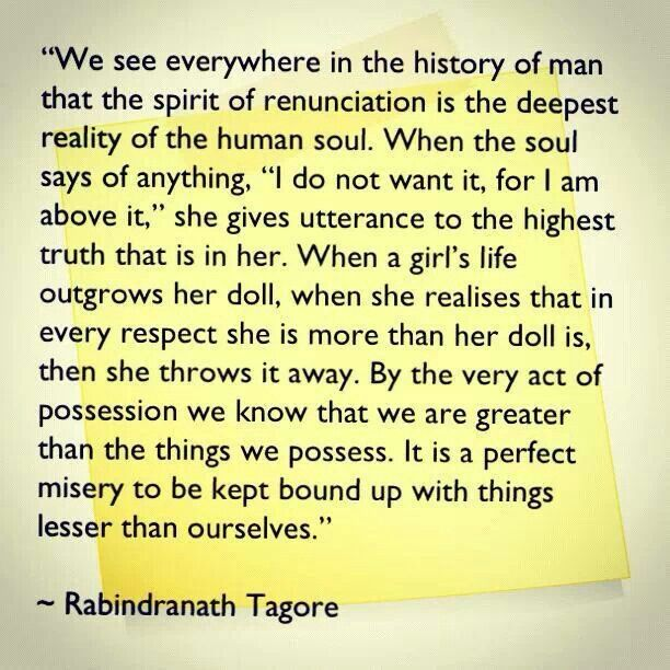 Rabindranath Tagore Hindi Poems