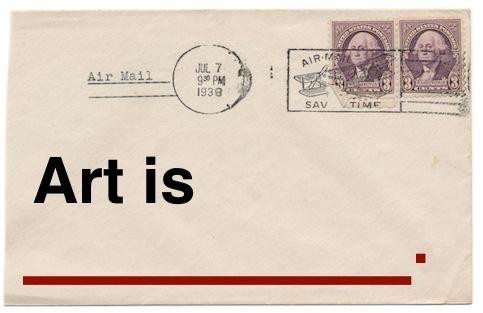 art_is_airmail | Arts | Pinterest