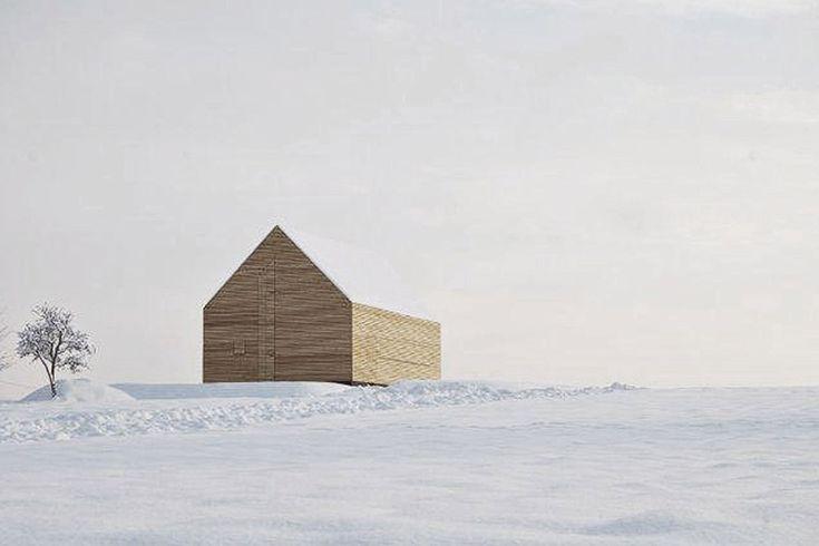 Südburgenland Summer House, Austria by Judith Benzer Architektur
