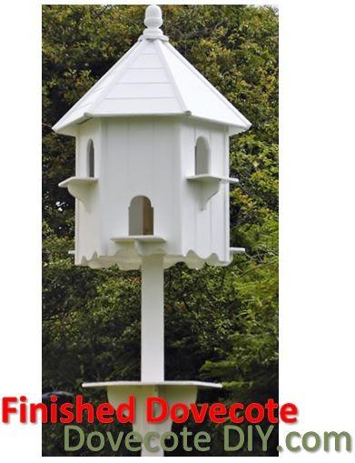 Dove Cote Building Plans Free