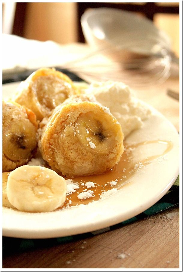 Elvis Inspired Peanut Butter and Banana Popovers from Doughmesstic ...