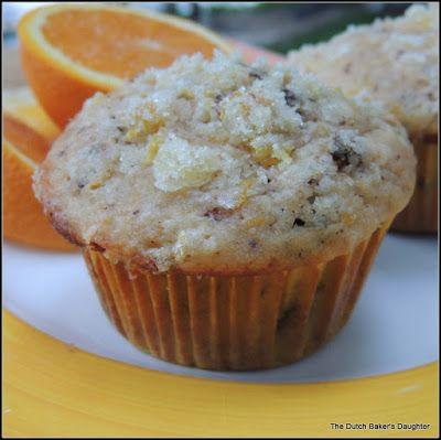 orange chocolate muffins | **project** | Pinterest