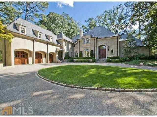 Circular driveway dream home pinterest for House plans with circular driveway