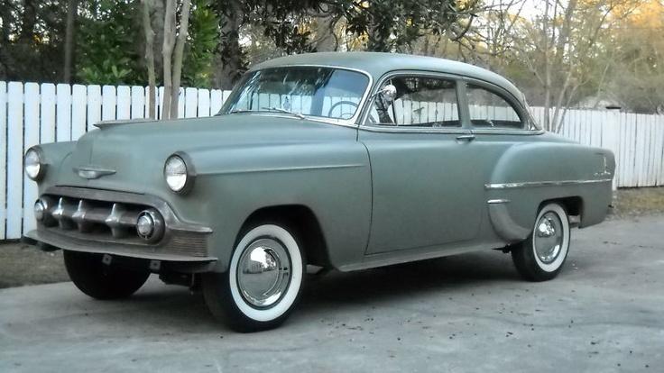 1953 chevy 210 2 door for 1953 chevy 4 door
