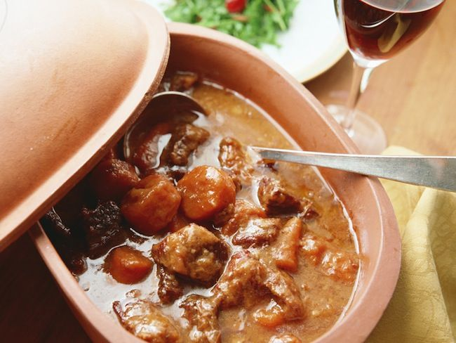 Beef Stew with Carrots and Potatoes | Good Eats | Pinterest