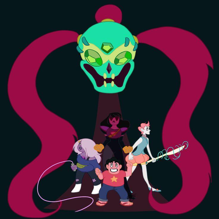Spessartine Steven Universe | www.imgkid.com - The Image ...