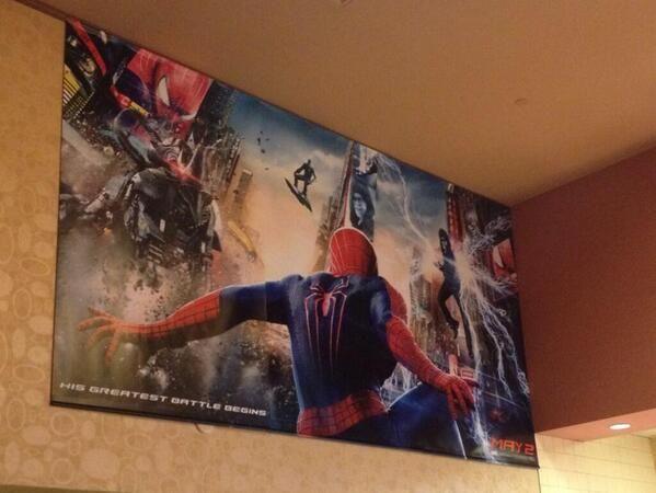 Uno primo sguardo al possibile teaser poster di theamazingspiderman2