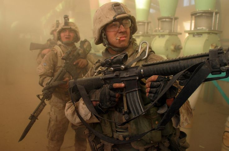 the first battle of fallujah In april 2004, us forces began battling insurgents based in the iraqi city of fallujah the first round of fighting lasted for almost a month.