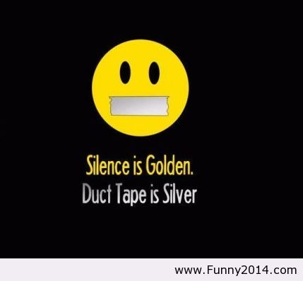 Silence is golden | quotes | Pinterest