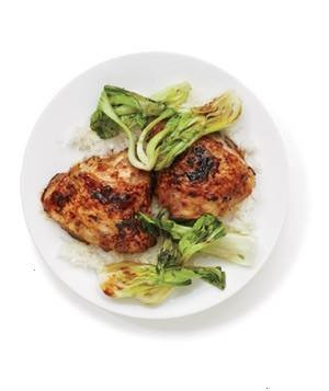 Chicken Egg Foo Yung And Garlic Bok Choy Recipes — Dishmaps