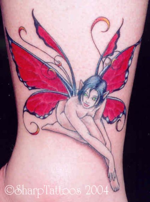 images of fairy tattoos fairy tattoos sexy and beautiful fairy tattoos trans pinterest. Black Bedroom Furniture Sets. Home Design Ideas