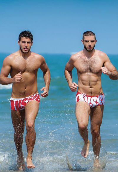 always sexy aussiebum sidelined swim square cut trunks for men are a