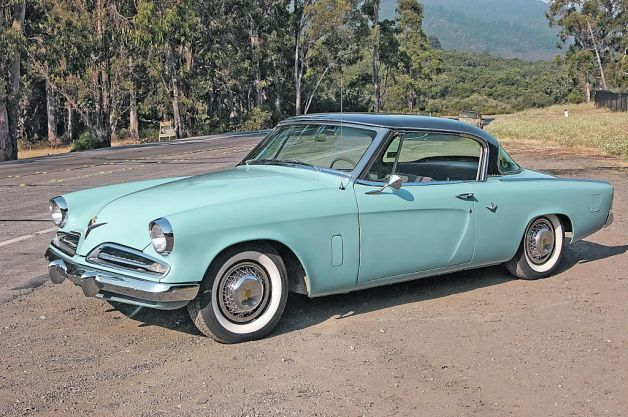 My ride 1953 studebaker commander starliner coupe - 1953 studebaker champion starlight coupe ...