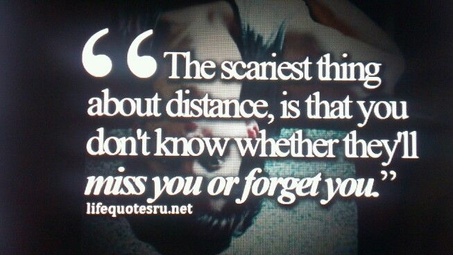Quotes About Love And Distance : Love distance quotes Relationships Pinterest