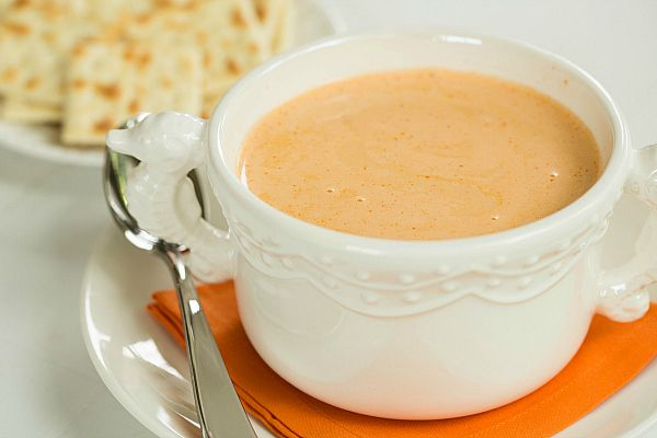 Crab Bisque Recipe by @Michelle Flynn (Brown Eyed Baker) :: www ...