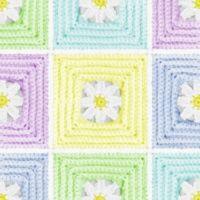 Oopsie Daisy Quilt Pattern - Annie's - Crochet, Knitting