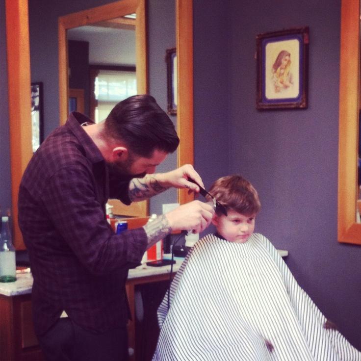 Barber Shop Oakland : TEMESCAL ALLEY BARBER SHOP Shop Interiors Pinterest