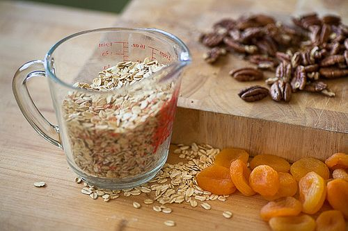 Oatmeal, Apricot & Pecan Cookies | Christmas | Pinterest