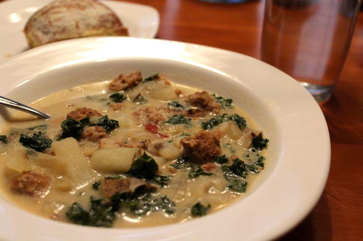 Zuppa Toscana Soup | recipes | Pinterest