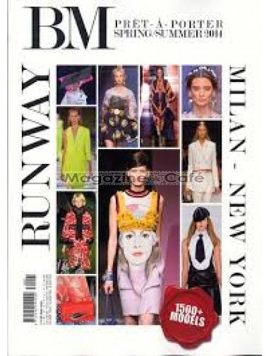 BM Runway is a new Women s Fashion magazine. It includes all the