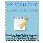 steps for writing an expository essay