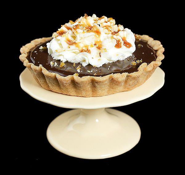 Chocolate Caramel Tarts Recipes — Dishmaps