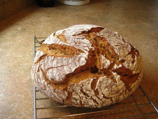 Anadama bread | Cook | Pinterest