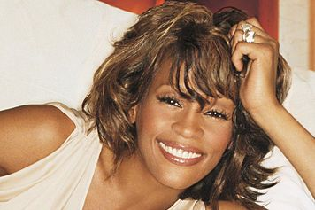 "Whitney Houston, 1963-2012.     ""Houston was a songbird whose notes traveled effortlessly up the pentatonic scales."""