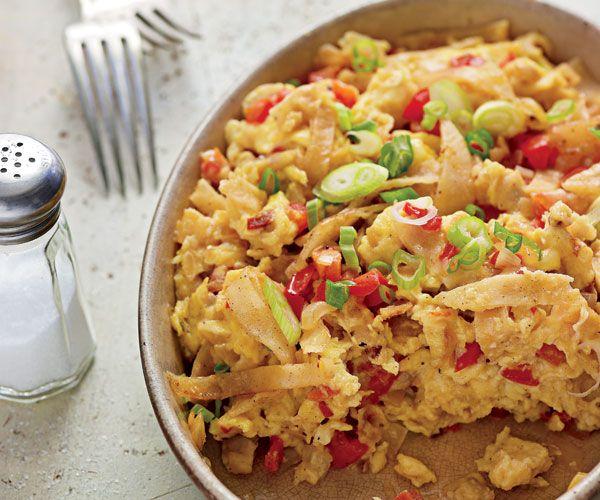 Migas (Scrambled Eggs with Corn Tortillas) | Recipe