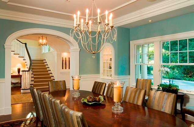 Gorgeous Formal Turquoise Dining Room For The Home  : 59ed891d0533ad7e4debe15cbab12621 from pinterest.com size 636 x 416 jpeg 87kB