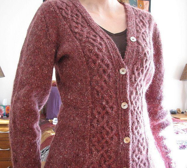 Viking Patterns For Knitting : Vebjorg by Elsebeth Lavold #knit Knitting & stitchery Pinterest