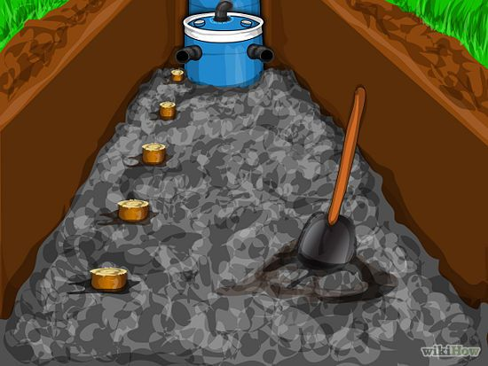 Diy small septic diy pinterest for Build a septic tank