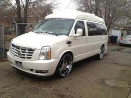 Cadillac Van Conversion General Motors Corporation Pinterest