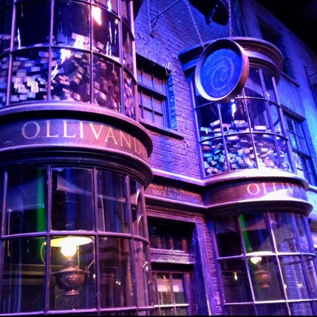 Ollivanders Diagon Alley