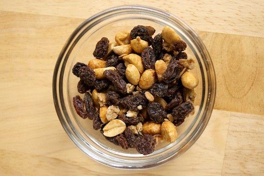Crunchy Chocolate Cherry Granola Recipe — Dishmaps